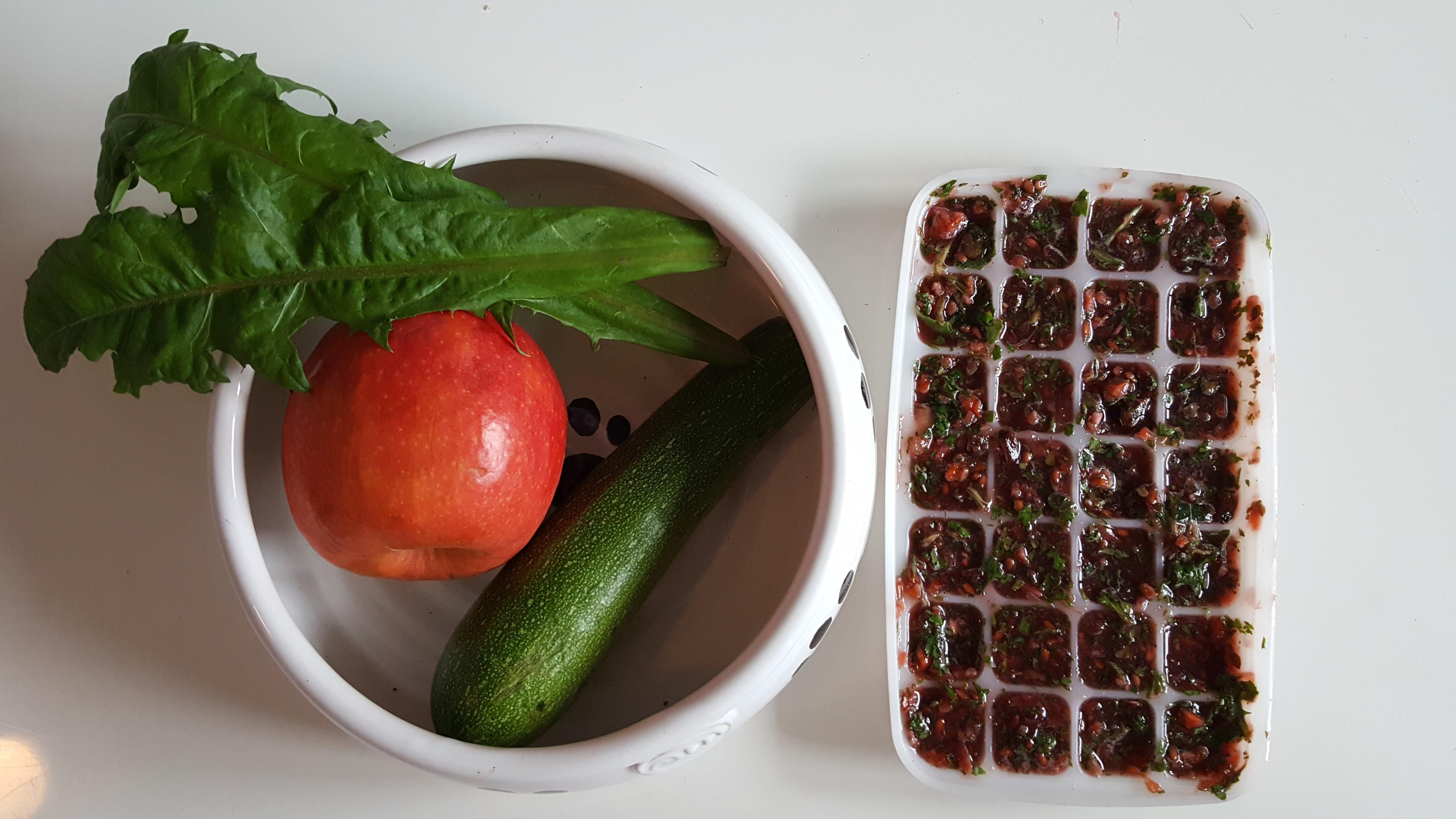 Gemüse & Obst beim BARFEN